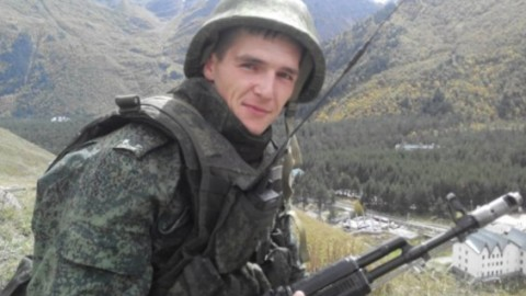 He wasn't a volunteer, he was a professional Russian soldier