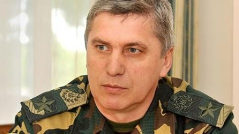 Poroshenko dismiss the head of the State Border Guard Service of Ukraine Mykola Lytvyn