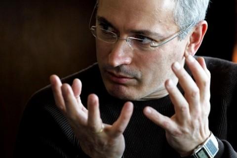 Putin Foe Mikhail Khodorkovsky Aims to Remake Russia