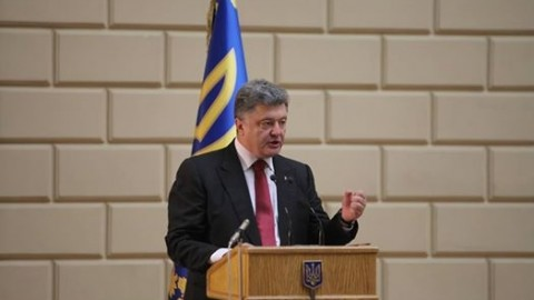 President Poroshenko has signed the Lustration Law