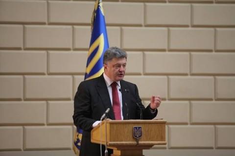 President Poroshenko has signed the Lustration Law