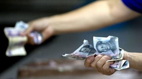 Putin reserve rubles vanish in Crimea grab