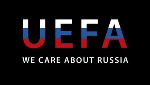 UEFA — we care about Russia