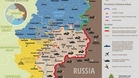 NSC News & Analysis Center briefing for October 3, 2014: highlights