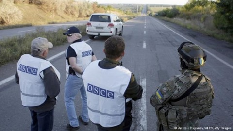 OSCE denies HRW information on use of cluster munitions by Ukrainian army