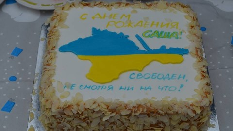 Crimean activist Kolchenko's birthday in the Kremlin's captivity