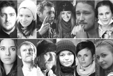 Remembering Maidan: names of the revolution