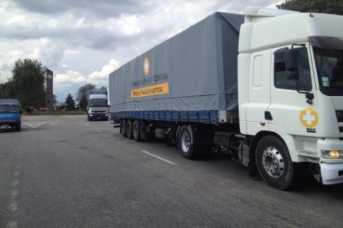 Supplying aid, trading with Ukraine's occupied territories: between ethics and needs