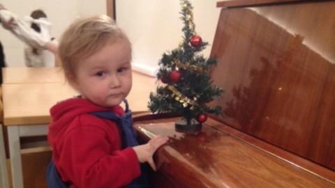 День Святого Николая для детей переселенцев с Востока Украины