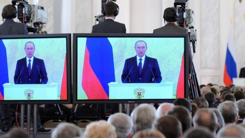 Putin's annual address to the Federal Assembly: highlights