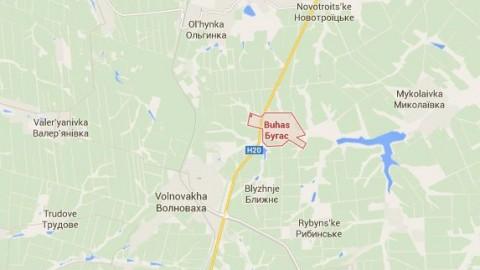 Militants shell Ukrainian checkpoint near Volnovakha: 12 civilians killed