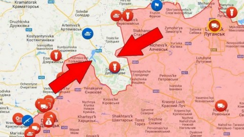 Debaltseve is surrounded by the enemy forces: another Ilovaysk?