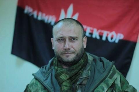 """Украинцы молятся за здоровье Яроша: """"Береги, Господи, будущего Президента!"""""""