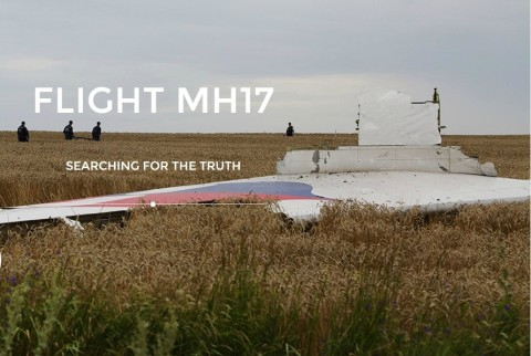 Learn the truth about MH17 shot down