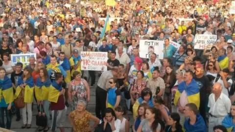 РЕКВИЕМ ПО-МАРИУПОЛЬСКИ: Путин, ты труп!