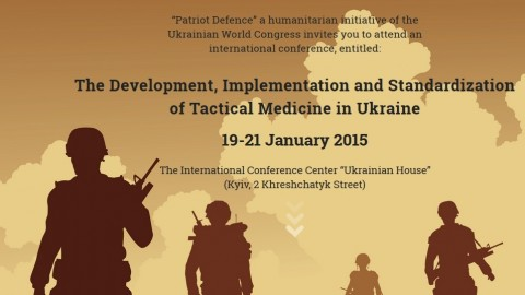The development, standardization and implementation of tactical medicine in Ukraine