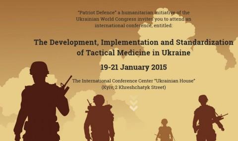 The development, standardization and implementation of tactical medicine in Ukraine