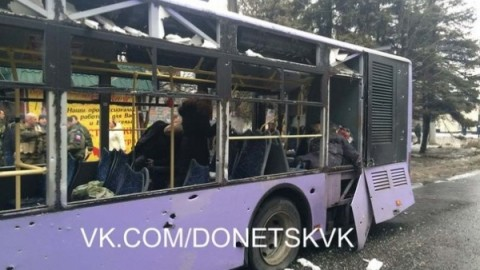 New Volnovakha: at least 8 civilians killed in Donetsk