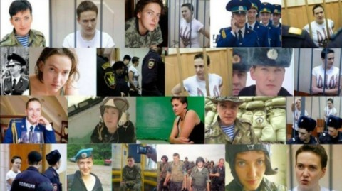 Call to action: freedom for Nadiya Savchenko