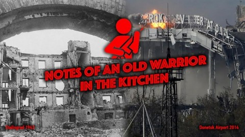 Donetsk Airport: Who needs a Stalingrad in eastern Ukraine?
