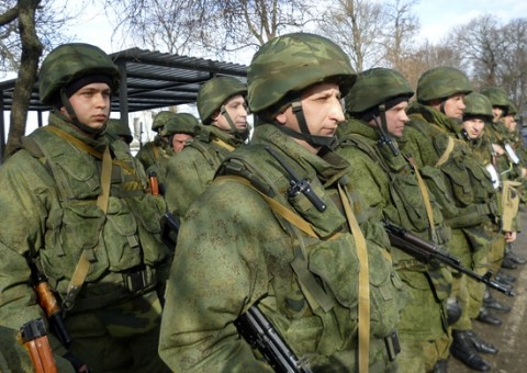Russian troops become active in Transnistria