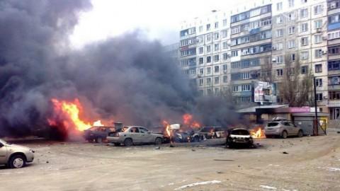 Mariupol massacre: list of victims