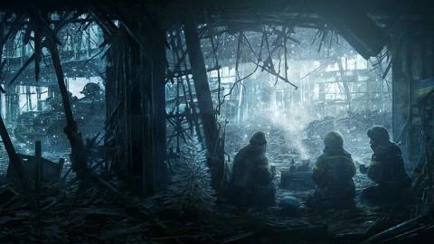 Digital art inspired by Ukrainian soldiers