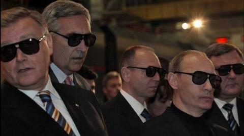 Vladimir Putin's mafia summary