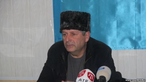 Deputy Chairman of Crimean Tatar Mejlis to remain in detention