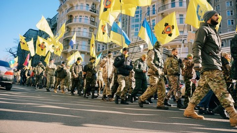 Odessa Self-Defense is ready to protect the city from Russia