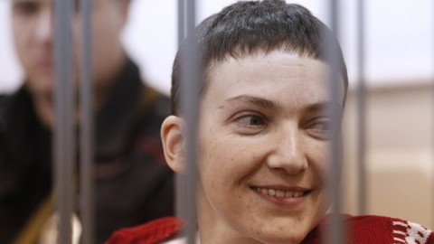 Nadiya Savchenko: unbreakable Ukrainian spirit in Moscow court