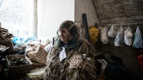 La guerre s'approche à Kyiv