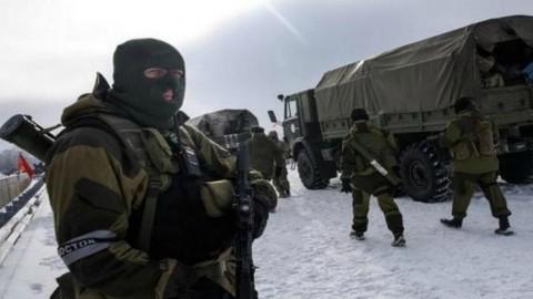 Террористы нарушили перемирие 9 раз