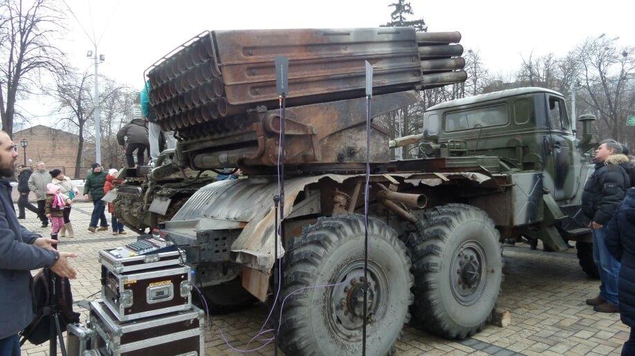 доказательства присутствия российского следа в конфликте на донбассе