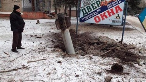 Kramatorsk shelled with Russian missiles: 1 civilian killed, 6 wounded