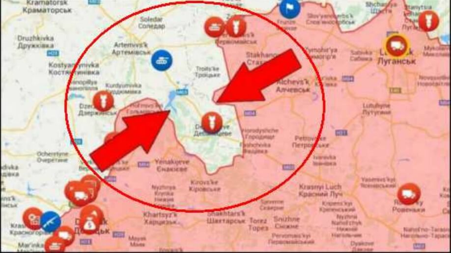 ukrainian organized withdrawal from debaltsevo is questionable a report from Ukrainian soldier who was sent to Debaltsevo where he fought in battles and broke out of debaltsevo in the organized withdrawal