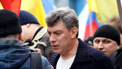 Nemtsov's last interview – hours before he was killed