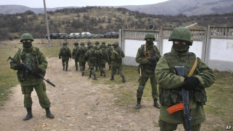 "EMPR Video Chronicles ""Occupied Crimea"". February 28, 2014"