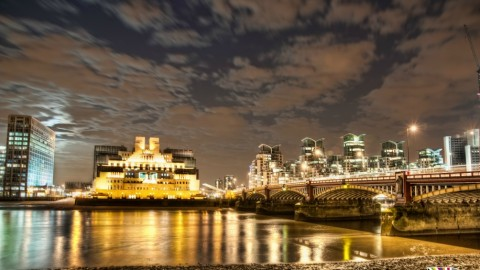 MI6 HQ in London: the capital is awash with Putin's operators