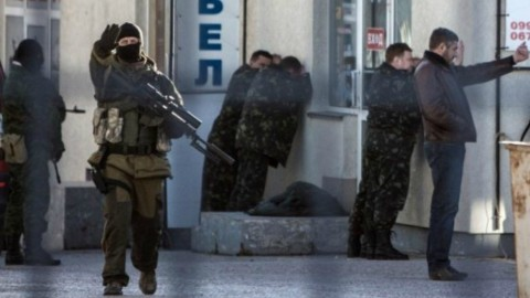 "EMPR Video Chronicles ""Occupied Crimea"". March 10, 2014"