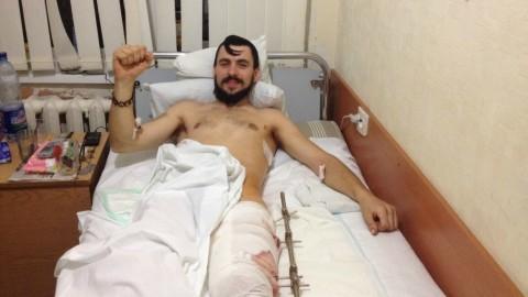 Histoire d'un survivant de Debaltseve