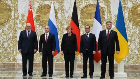 Minsk II – just a break between the Russian Empire battles
