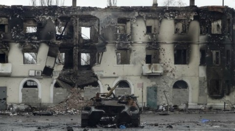 'Peace imitation' in the conflict zone in eastern Ukraine