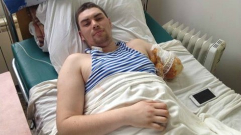 Heartbreaking story of Ukrainian soldier: highest price to stay alive