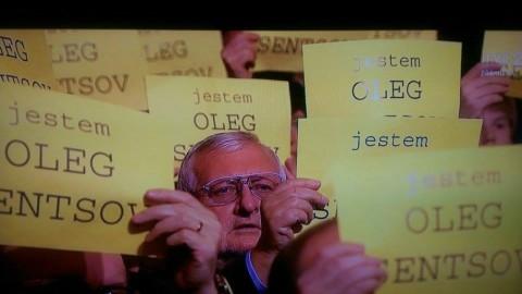 Польская киноакадемия поддерживает Олега Сенцова