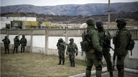 """EMPR Video Chronicles """"Occupied Crimea"""". March 1, 2014"""