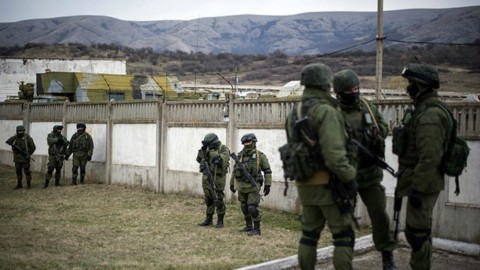 "EMPR Video Chronicles ""Occupied Crimea"". March 1, 2014"