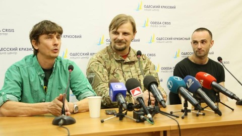 Odessa saw a true face of Donetsk Airport Cyborgs