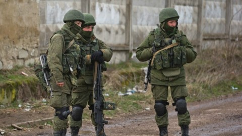 "EMPR Video Chronicles ""Occupied Crimea"". March 2, 2014"