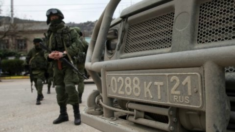 """EMPR Video Chronicles """"Occupied Crimea"""". March 8, 2014"""